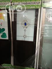Aluminium Half Glass 20k | Doors for sale in Lagos State, Ojodu