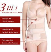 3 In1 Post Partum Belly Belt Body Shapewear | Clothing Accessories for sale in Lagos State, Mushin
