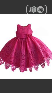 Lovely Ball Gown Dress For Girls | Children's Clothing for sale in Lagos State, Egbe Idimu