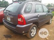 Kia Sportage 2009 Gray   Cars for sale in Abuja (FCT) State, Central Business District