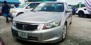 Honda Accord 2009 2.4 i-VTEC Exec Automatic Silver   Cars for sale in Rivers State, Port-Harcourt