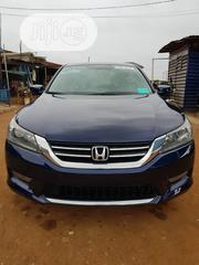 Honda Accord 2014 Blue | Cars for sale in Lagos State, Lagos Mainland