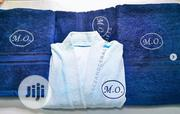 Personalized Bathrobe And Towel Set | Manufacturing Services for sale in Lagos State, Lagos Mainland
