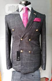 Double Breasted Check Suit | Clothing for sale in Lagos State, Lagos Island