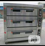 Original 9 Trays Industrial Gas Oven | Restaurant & Catering Equipment for sale in Lagos State, Ojo