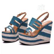 Women's Classic Wedge Sandals Heels | Shoes for sale in Lagos State, Lagos Mainland
