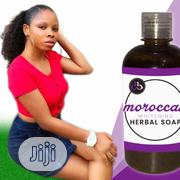 Morrocan Whitening Herbal Liquid Soap | Bath & Body for sale in Lagos State, Ikotun/Igando