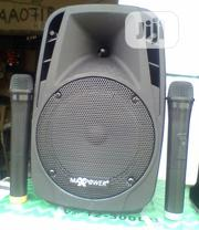 """Max Power 8"""" Professional Speaker System(8-100) 