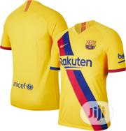 Authentic Barcelona Away Jersey For 2019/2020 | Clothing for sale in Lagos State, Surulere