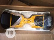 10 Inches MAX Premium 2020 Edition Hybrid Hoverboard/ Phone AP: Yellow | Sports Equipment for sale in Lagos State, Ikeja