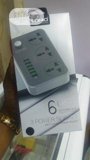 LDNIO 6 USB 3 Socket Power Supply | Electrical Equipments for sale in Lagos State, Ikeja