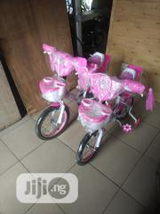 Baby Girl Pink Bicycle | Sports Equipment for sale in Lagos State, Ikeja