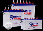 Genus And Luminous Inverter Battery | Electrical Equipment for sale in Lagos State, Ikoyi