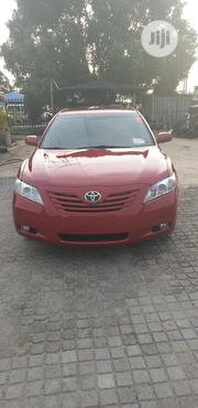 Toyota Camry 2007 Red | Cars for sale in Abuja (FCT) State, Utako