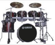 Yamaha 7 Piece Drum Set | Musical Instruments & Gear for sale in Lagos State, Mushin