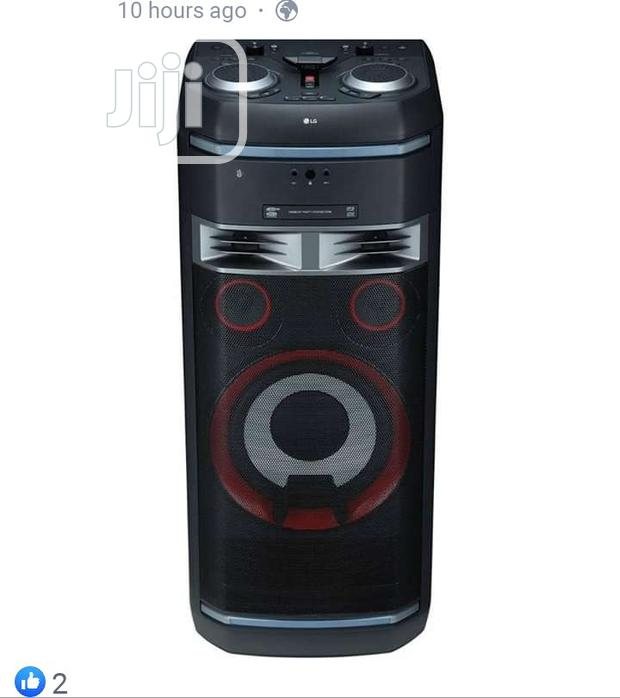 LG All In One Sound System