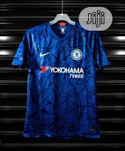 Authentic Chelsea HOME Football Jersey 2019/2020 | Clothing for sale in Lagos State, Surulere