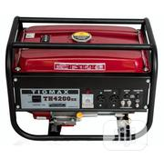 New Tigmax Generator 2.5kva Petrol 100% Pure Copper Coil Manual | Electrical Equipments for sale in Lagos State, Ojo