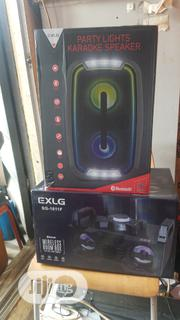 EXLG Brand ,Usd ,Bluetooth Fm Radio Party Light System | Audio & Music Equipment for sale in Lagos State, Lagos Mainland