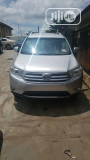 Toyota Highlander 2012 SE Silver | Cars for sale in Oyo State, Ibadan South West