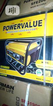 Power Value 5200 Generator | Electrical Equipments for sale in Lagos State, Ojo