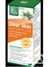 Clear Skin - Treats Skin Disorder Acne, Eczema, Psoriasis & Rosacea | Vitamins & Supplements for sale in Lagos State, Ikeja