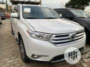 Toyota Highlander 2012 White | Cars for sale in Abuja (FCT) State, Wuse II