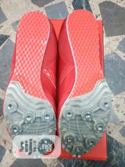 Quality Unisex Spike Shoe/Canvass For Running   Shoes for sale in Lagos State, Surulere