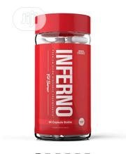 Inferno, Caffeine-Free Fat Burner for Slimming Weight Loss | Vitamins & Supplements for sale in Lagos State, Lagos Mainland