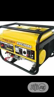 Power Value 3800 Generator | Electrical Equipments for sale in Lagos State, Ojo