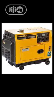 Firman Diesel 5kva Generator | Electrical Equipments for sale in Lagos State, Ojo