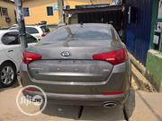 Kia Optima 2012 Gray | Cars for sale in Lagos State, Isolo