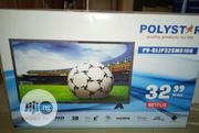 Polystar 32 Inches Smart Television With Netflix   TV & DVD Equipment for sale in Lagos State, Ojo