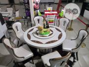 Marble Dinning Table | Furniture for sale in Abuja (FCT) State, Kubwa