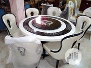Dinning Table (Round /Rotating Top) | Furniture for sale in Abuja (FCT) State, Utako