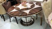 Round Marble Dinning Table | Furniture for sale in Abuja (FCT) State, Jukwoyi