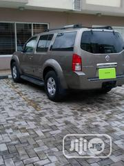Nissan Pathfinder 2005 SE 4x4 Brown | Cars for sale in Lagos State, Lagos Mainland