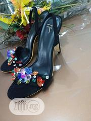 Gorgeous Ladies Crystal Sandals   Shoes for sale in Lagos State, Ikeja