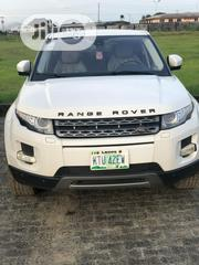 Land Rover Range Rover Evoque 2012 Coupe Pure White | Cars for sale in Delta State, Warri South
