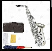 Sliver Alto Saxophone | Musical Instruments & Gear for sale in Lagos State, Ojo