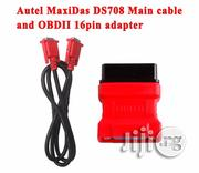 Autel Maxidas 708 Cable | Vehicle Parts & Accessories for sale in Oyo State