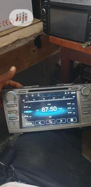 Toyota 2009 Camry Android Dvd With Camera | Vehicle Parts & Accessories for sale in Lagos State, Mushin