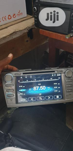 Toyota 2009 Camry Android Dvd With Camera