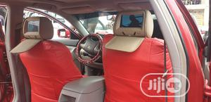Toyota Camry Front And Back Seat DVD
