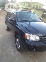 Toyota Highlander 2005 V6 4x4 Black | Cars for sale in Lagos State, Agboyi/Ketu