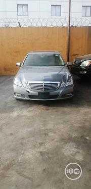 Mercedes-Benz E350 2010 Gray | Cars for sale in Lagos State, Surulere
