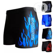 Men Male Swimming Swimwear Boxer Shorts Bathing Suit Trunks | Clothing for sale in Lagos State, Surulere