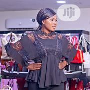 Quality Ladies Black Top   Clothing for sale in Lagos State, Ojodu