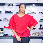 Quality Ladies Red Top | Clothing for sale in Lagos State, Ojodu