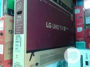 LG 50 Inch Smart Tv | TV & DVD Equipment for sale in Lagos State, Ojo